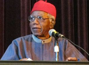 Chinua Achebe speech