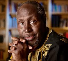 African Literature Writer - Ngugi Wa Thiong'o